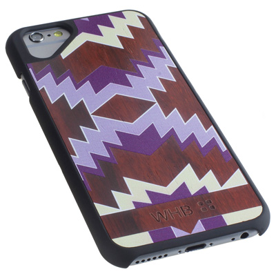 Wood World iPhone Cover 'Bombai'